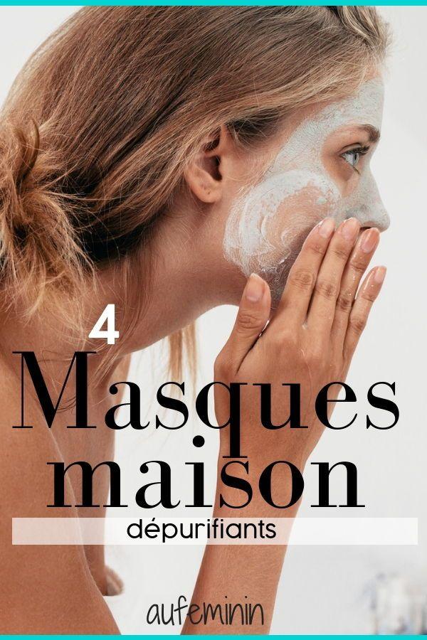 masque anti comedons