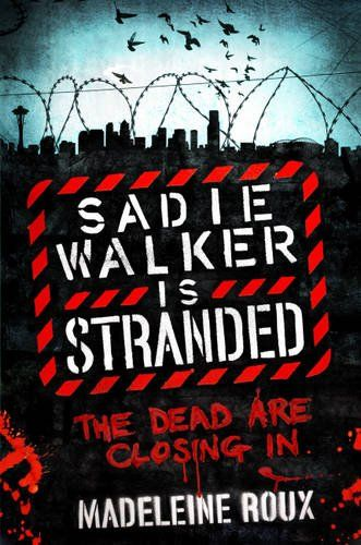 I loved the first book in this series (Allison Hewitt is Trapped) and so can't wait to read this one. Zombies...here I come!: Strands Zombies, Books Chick, Books Jackets, Books Worth, Bookish Things, Books Ii, Fantasy Horror Books, Zombies Her, Allison Hewitt