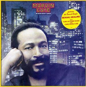 Marvin Gaye - Midnight Love (1982)