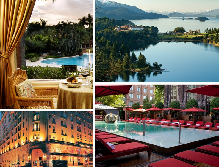 How does a 10 day #getaway to #Argentina, with stops in #BuenosAires, #Bariloche & #Iguazu sound?? ;)
