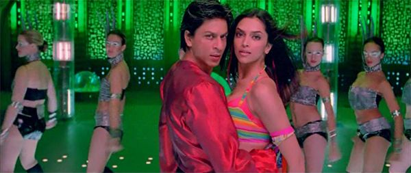 5 Pritam Chakraborty Songs That Will Get Your Party Started. Shah Rukh Khan and Deepika Padukone in *Billu*.