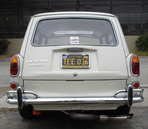 Vw Type 3 Squareback American Rear Window Glass Seal Cool Vehicles Pinterest