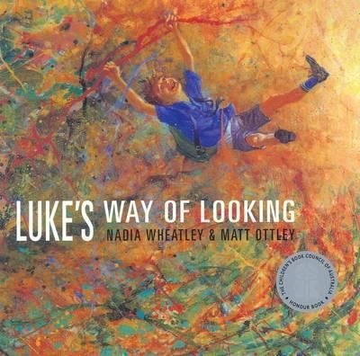 Luke's Way of Looking by Nadia Wheatley and Matt Ottley is an award-winning story that celebrates what it means to be different. Luke feels as if he doesn't fit in. And then one day he discovers a place that feels like home. Suddenly, the whole world changes. With vibrant, surreal images, Luke's Way of Looking, is a fascinating exploration of a boy learning to believe in his own special individuality.