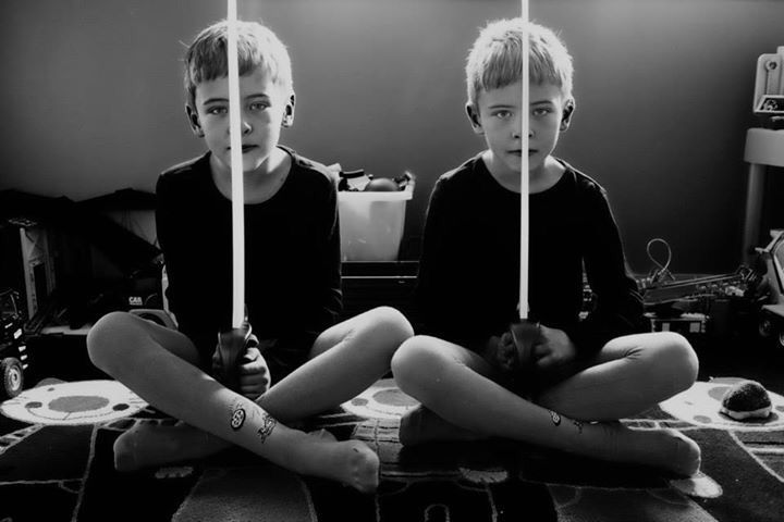Twins  Denis@Enrico  #photography