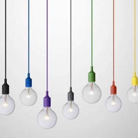 Lampen: Aparte hanglampen in bolletjes