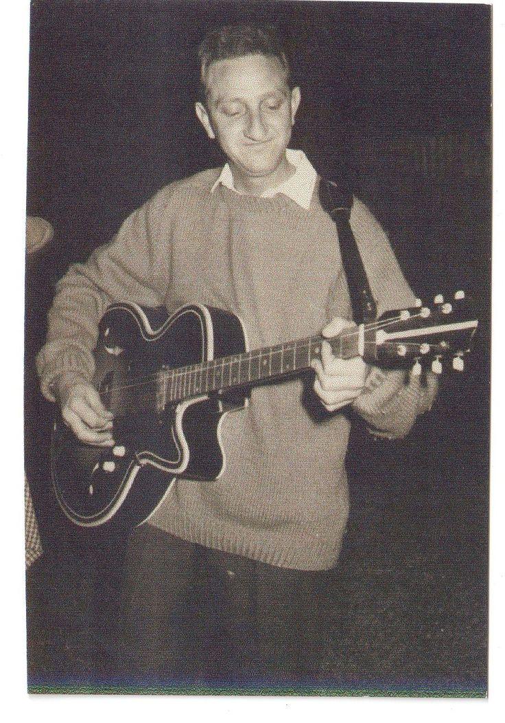 Brian John Johnson 1960's