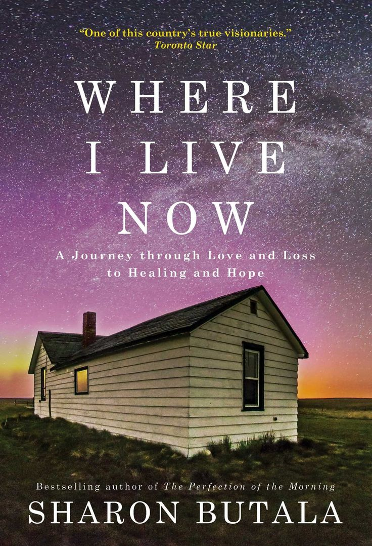 Memoir.  Nominated for the GG for Non-Fiction.  On life, love and loss.  In the vein of Joan Didion's The Year of Magical Thinking.  Read the review at Quill and Quire: https://quillandquire.com/review/where-i-live-now-a-journey-through-love-and-loss-to-healing-and-hope/