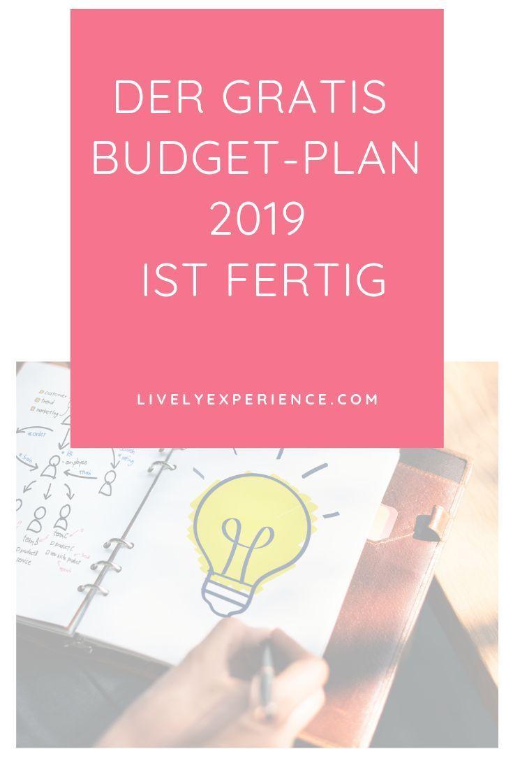 So Einfach Kannst Du Einen Haushaltsplan Erstellen Lively Experience Budget Planer Finanzen Haushaltsplaner