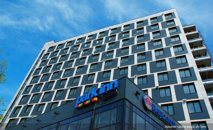 «Park Inn» Hotel Complex in Yaroslavl City