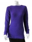Longsleeved jumper 40% WA 40% Wool 20% Nylon by Clare Tough - Clothing Women Knitwear on sale.