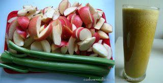 cudowne diety: dieta owocowo-warzywna dr Dąbrowskiej, dzień 2