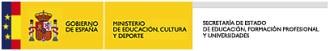 DNI electrónico para ciudadanos españoles: Secretaría de Estado de Educación