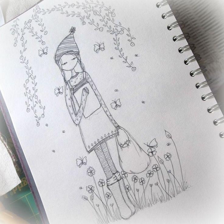 Drawings book