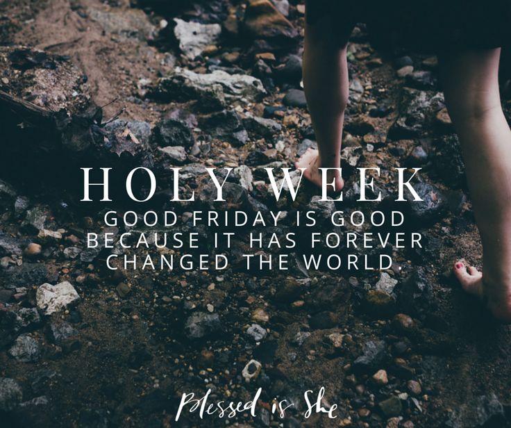 "Why do we call Good Friday ""Good""?"