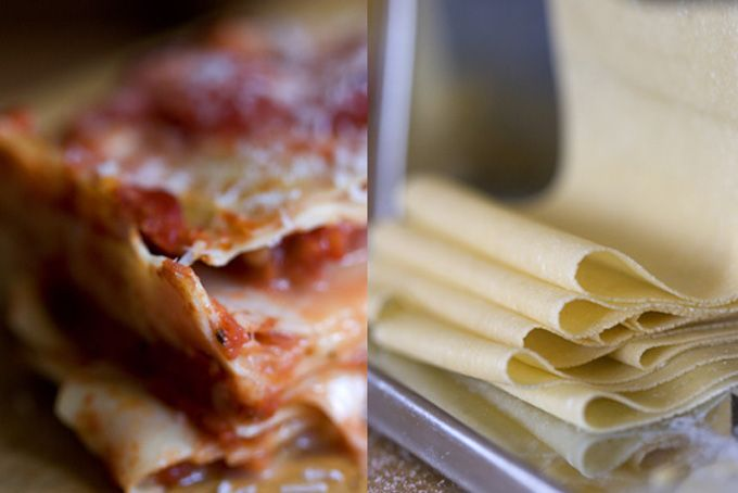 Thousand Layer Lasagna
