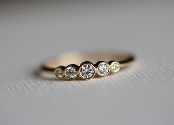 Best 25 Simple diamond ring ideas on Pinterest