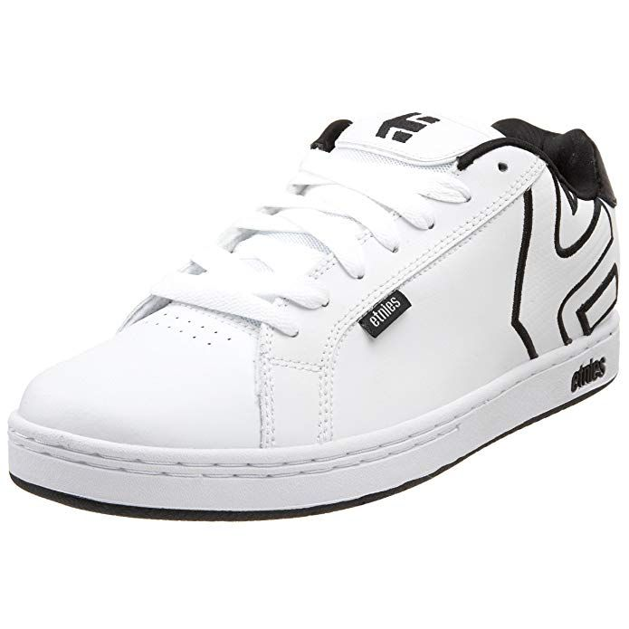 Preis Etnies Fader Sneakers Skateboardschuhe Herren Weiß