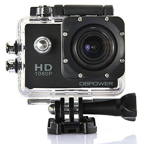 DBPOWER® action caméra étanche, 12MP, HD 1080p, 2 batteries et accessoires Kit gratuit(Noir) DBPower® http://www.amazon.fr/dp/B00UV3SQH0/ref=cm_sw_r_pi_dp_r3C8vb01VDKYQ