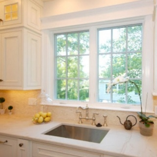 Use Nice Molding Around Window Home Sweet Home Pinterest Money Nice And Marble Countertops