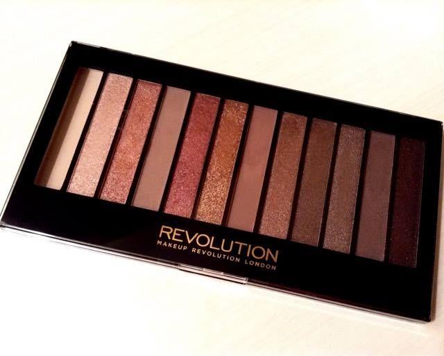 Makeup Revolution: Iconic 3 Redemption Eyeshadow Palette