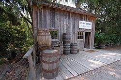 Black Creek Pioneer Village is a heritage museum in Toronto, Ontario, Canada, just west of York University and southeast of the Jane and Steeles intersection. It overlooks Black Creek, a tributary of the Humber River. #BlackCreek #Jane&Finch