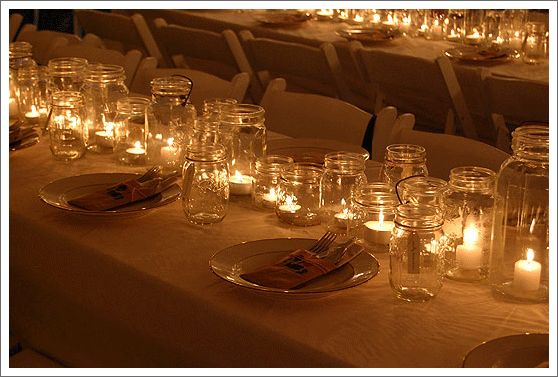 DIY Outdoor Wedding Lighting | ... Lighting « Wedding Style, Planning & Inspiration | the Wedding Paper