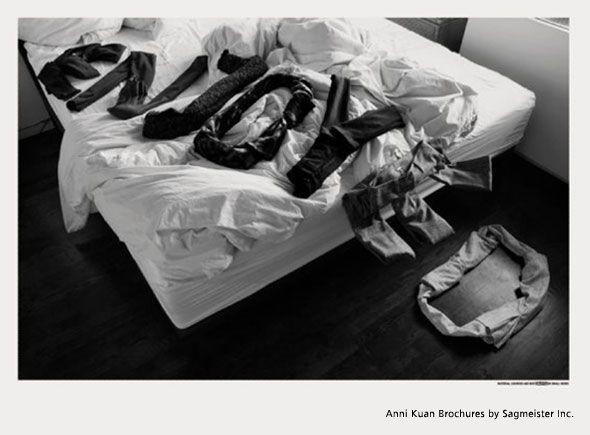 Stefan Sagmeister. Environmental Type.