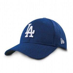 New Era MLB 9forty LA Dodgers Cap - Blue