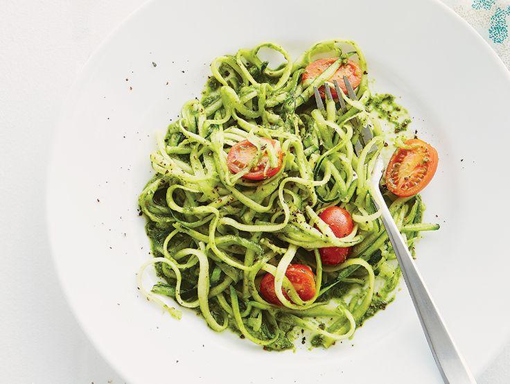 Les courgettes polyvalentes peuvent être grillées, servis en ragoût ou en salade…