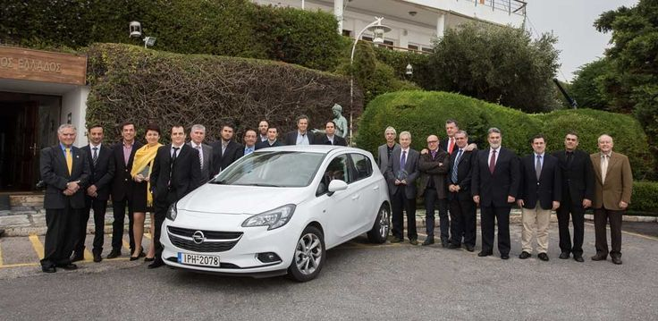 Opel Corsa - Greek Car of the Year 2015