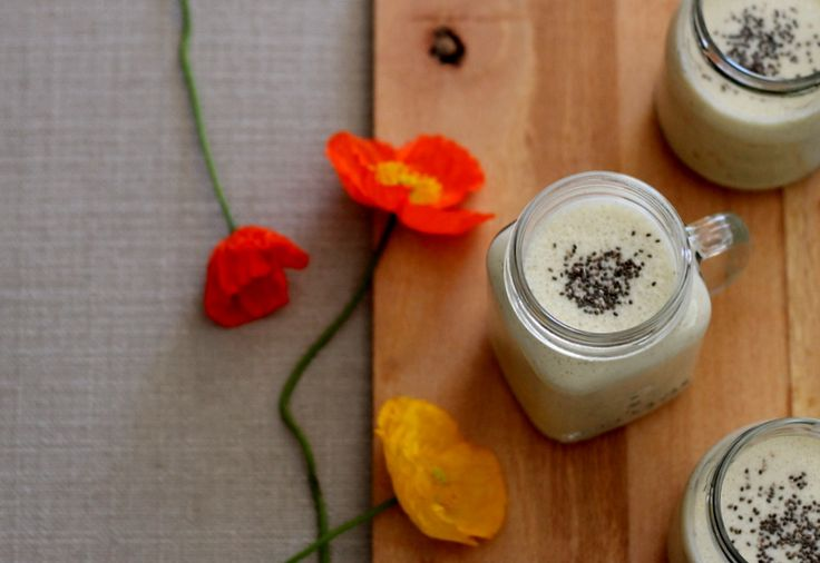 Probiotic energy smoothie #southafrica
