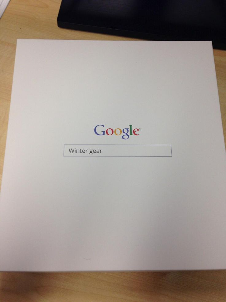An unexpected parcel from #Google. What could it be?! pic.twitter.com/EtDMdnAfne