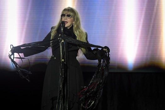 Stevie Nicks performed Friday, August 25, 2017 at the Minnesota State Fair Grandstand in Falcon Heights, Minn.