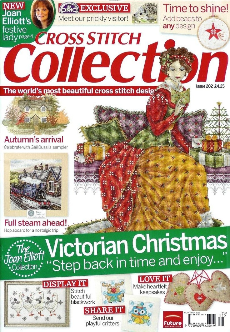 Cross Stitch Collection 202