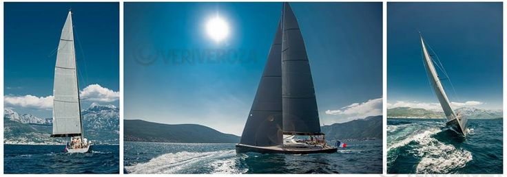 #nautica #sailing #yachting #PortoMontenegro #BokaBay #Tivat #Montenegro #CrnaGora #sailboat www.veri.me  Veri Veroza