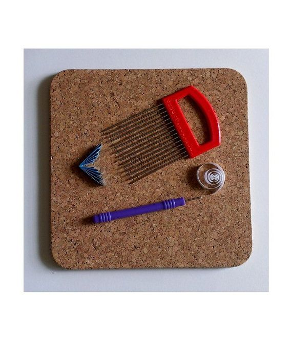 Quilling tools quilling kit quilling comb slotted by Quillings4U