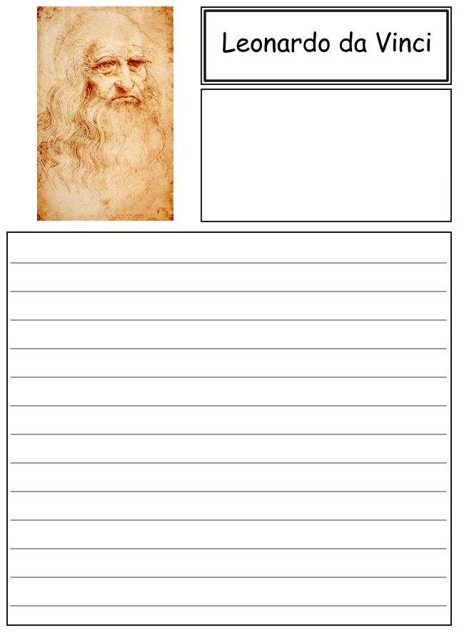 leonardo da vinci biography book pdf