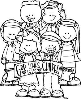 Melonheadz LDS illustrating: General Conference Inspiration clip art Part 2