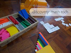 DIY Corporate Mom: Math Rods Are Genius!