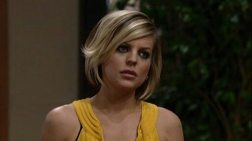 Kirsten Storms hair color