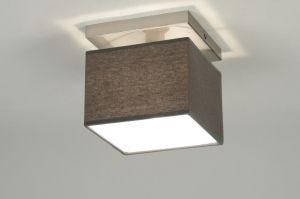 Plafondlamp voor in gang / hal. 2 stuks nodig. 38,95 p/stuk.