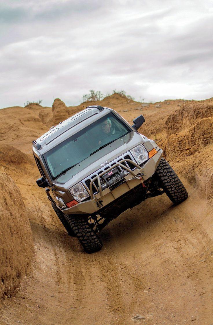 2006 Jeep Commander Wheeling