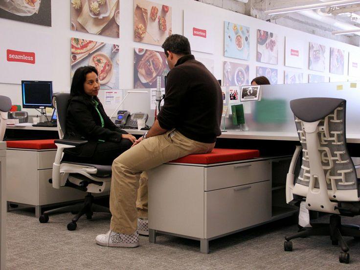 29 best office refit images on pinterest for Office refit