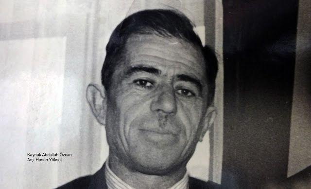 Bünyan Eski Belediye Başkanı Mehmet Özcan (Gaboğlu)