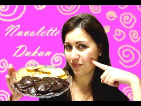 """Ricetta Dukan: Biscotti """"Nuvolette"""""""