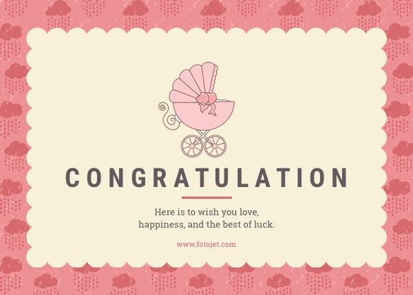 7 best chrzciny images on Pinterest Patterns, Baby bird shower - congratulation templates