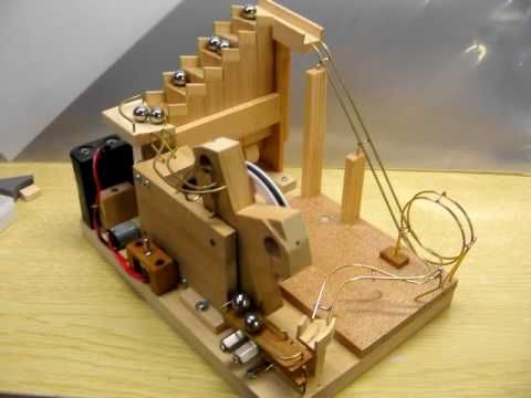denha marble machine
