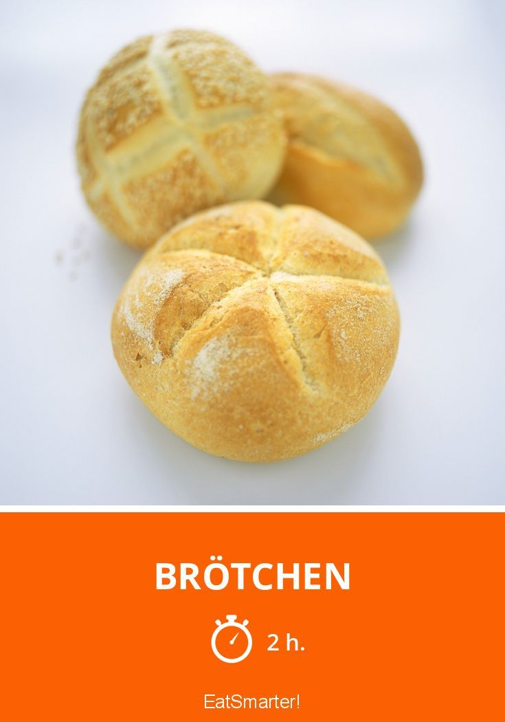 Brötchen - smarter - Zeit: 2 Std. | eatsmarter.de
