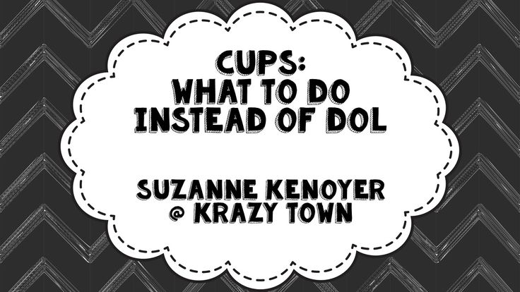 What to do instead of DOL krazytownblog.com