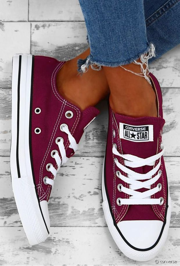 Baskets Converse Chuck '70 Ox Bordeaux